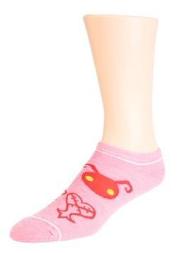 Kingdom Hearts 3 Pack Juniors Ankle Socks Alt 3