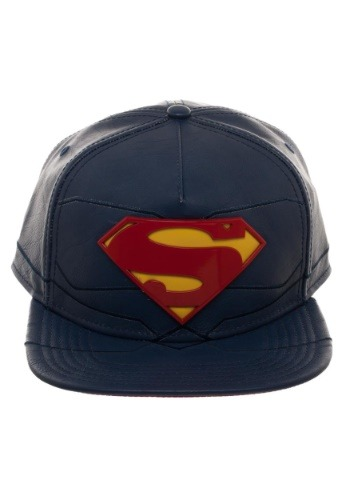 Superman Rebirth Suit Up Snapback