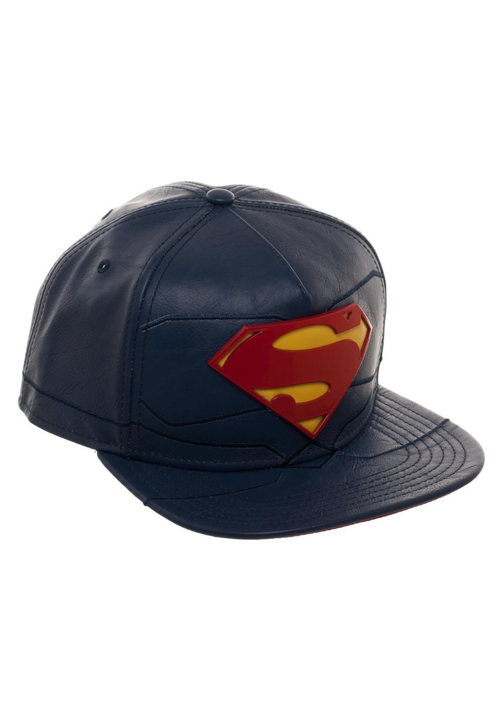 0b3ee9046 Superman Rebirth Suit Up Snapback