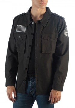 Men's Punisher Vigilante Utility Jacket