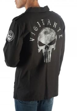 Men's Punisher Vigilante Utility Jacket 2