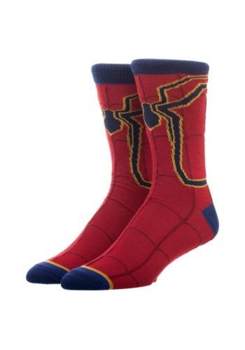 Avengers: Infinity War Iron Spider Crew Sock