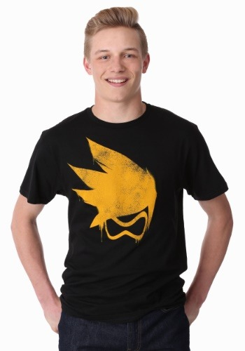 Men's Overwatch Tracer Spray T-Shirt