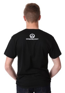 Men's Overwatch Tracer Spray T-Shirt