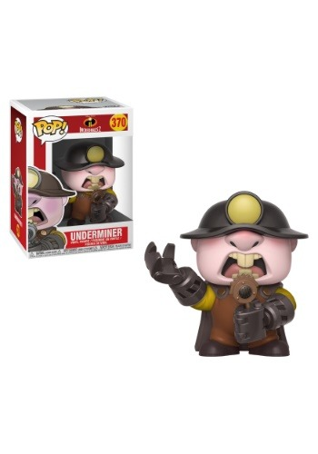POP! Disney: Incredibles 2- Underminer