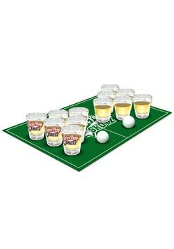 Beer Pong Shots Set