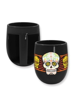 19oz Sugar Skull Wrap Mug