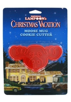 Christmas Vacation Moose Cookie Cutter