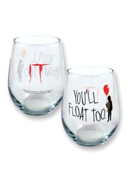 It You'll Float Too 21 oz Stemless Wine Glass