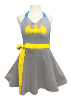 Batgirl Fashion Apron