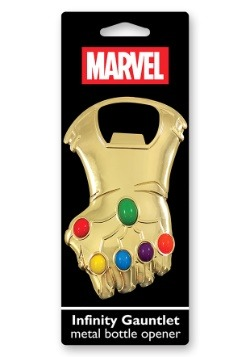 Thanos Infinity Gauntlet Metal Bottle Opener