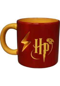 Harry Potter Lightning Bolt 20oz Ceramic Mug