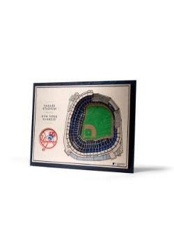 New York Yankees 5 Layer StadiumViews 3D Wall Art