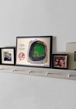 New York Yankees 5 Layer StadiumViews 3D Wall Art3