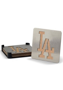 Los Angeles Dodgers Boaster Coaster Set