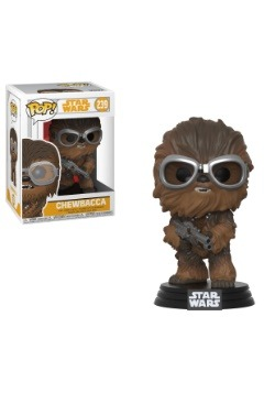 Pop! Star Wars: Solo- Chewie w/ Goggles Vinyl Figure
