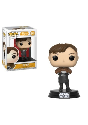 Pop! Star Wars: Solo- Qi'Ra Vinyl Figure