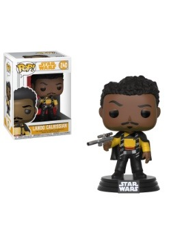 Pop! Star Wars: Solo- Lando Main Outfit