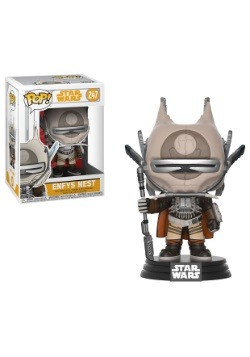 Pop! Star Wars: Solo- Enfys Nest Vinyl Figure