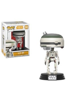 Funko Pop! Star Wars: Solo- L3-37