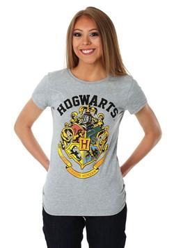 Harry Potter Hogwarts Crest Womens Tee