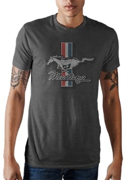 Ford Mustang Men's Heather T-Shirt