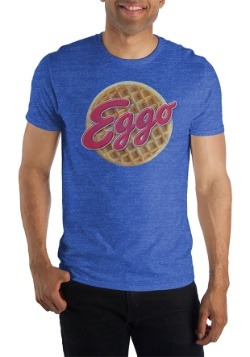 Kellogs Eggo Men's Royal T-Shirt