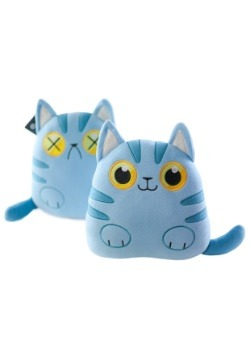 Schrödinger's Cat Plush Pillow