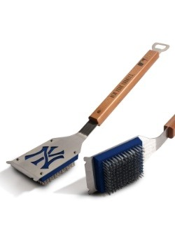 New York Yankees Grill Brush