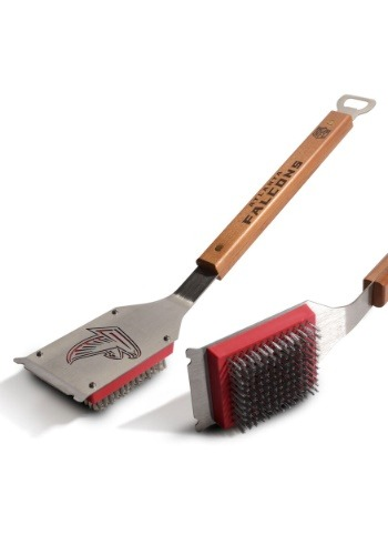 Atlanta Falcons Grill Brush