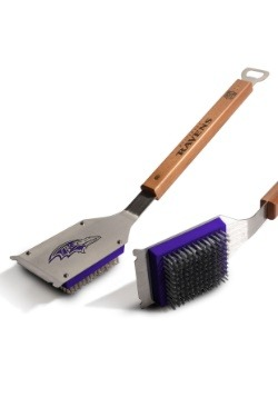 Baltimore Ravens Grill Brush