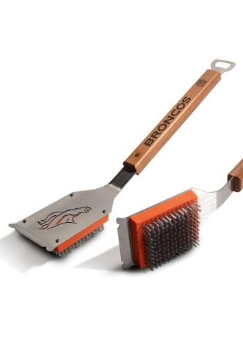 Denver Broncos Grill Brush