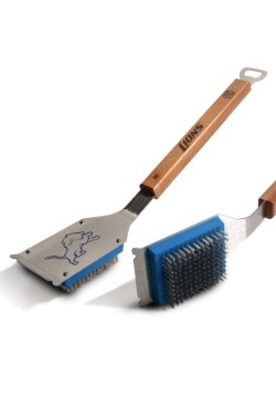Detroit Lions Grill Brush