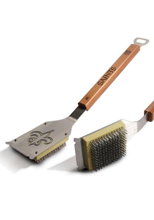 New Orleans Saints Grill Brush