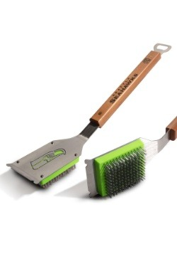 Seattle Seahawks Grill Brush