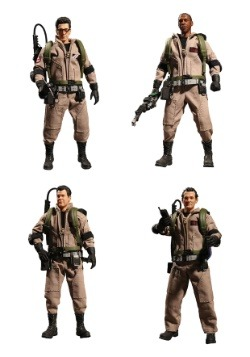 Ghostbusters One:12 Collective Deluxe Figure Box Set1