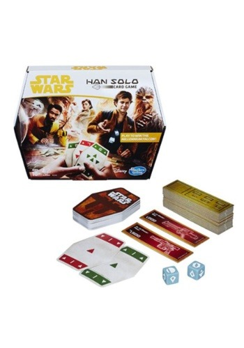 Star Wars Solo Sabacc Game