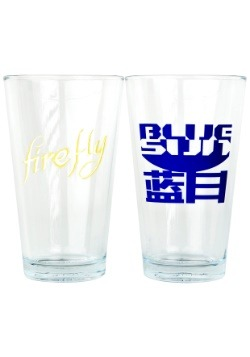 Firefly Pint Glass Set