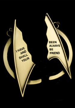 Star Trek Friendship Necklace 2