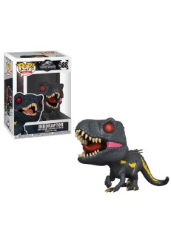 Pop! Movies: Jurassic World 2- Indoraptor