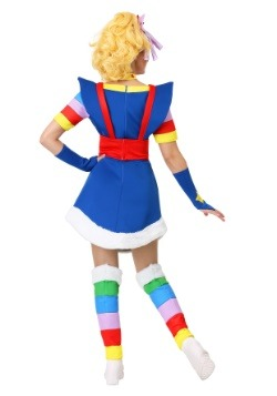 Women's Plus Size Rainbow Brite Costume2