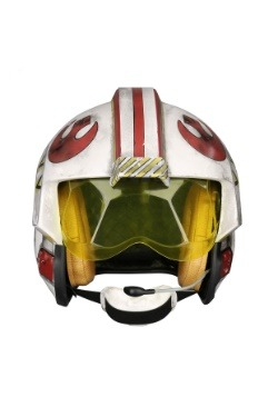 ANOVOS Star Wars Luke Skywalker Rebel Pilot Helmet Replica