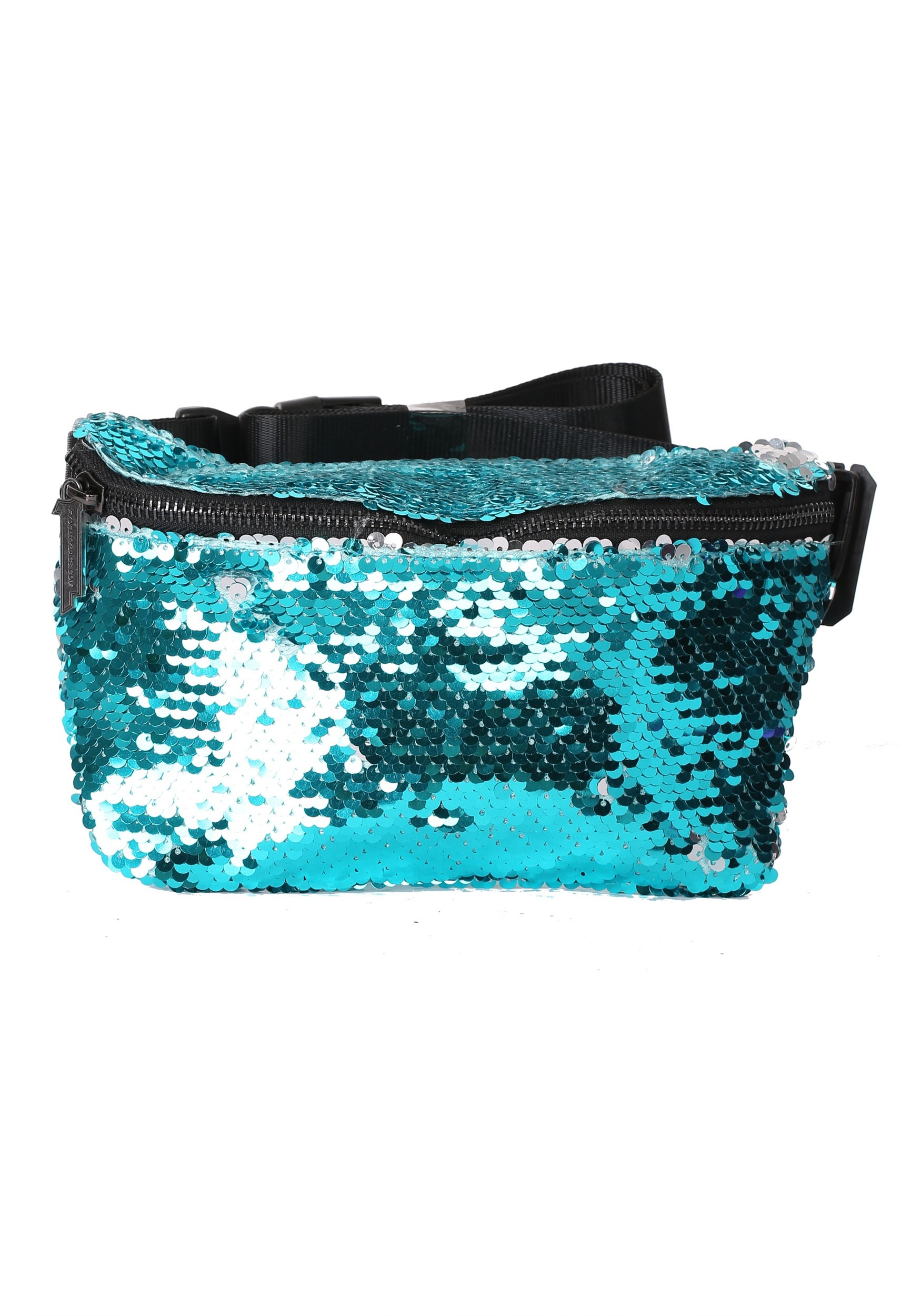 Flapper Teal/Silver Fydelity Bum Bag