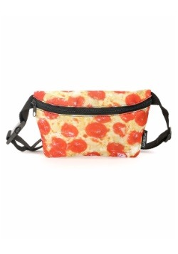 Pizza Print Fydelity Fanny Pack