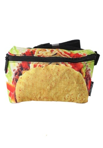 Taco Print Fydelity Fanny Pack