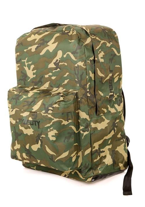 Camouflage Fydelity Big A$$ Backpack