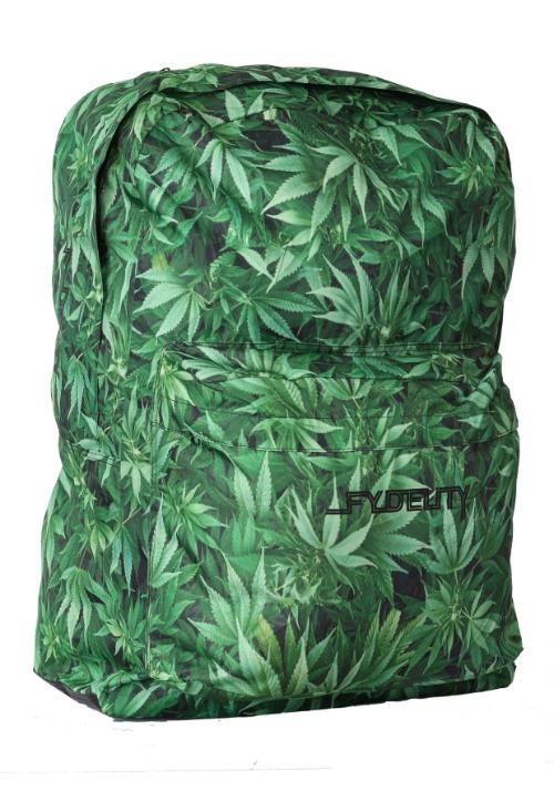 Weed Print Fydelity Big A$$ Backpack alt1