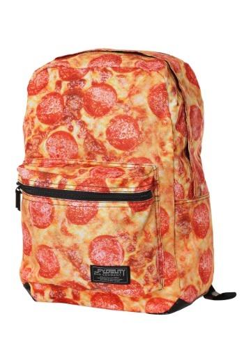 Pizza Print Fydelity Backpack