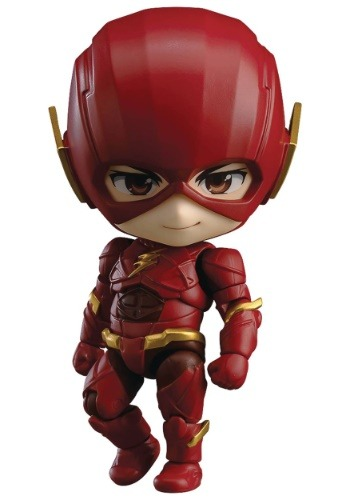 Flash Justice League Nendroid Figure Hero