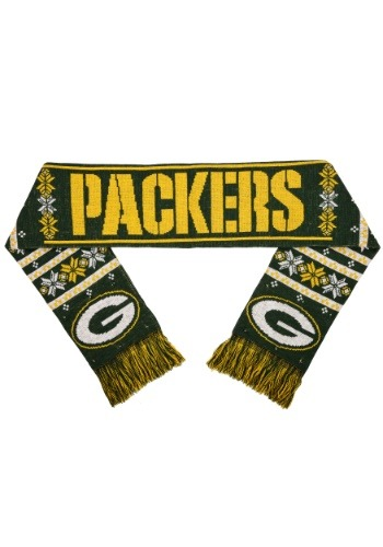 Green Bay Packers Light Up Scarf